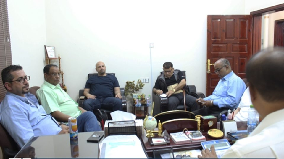 زيارة وفد خبراء الجودة والتصنيف الأردني